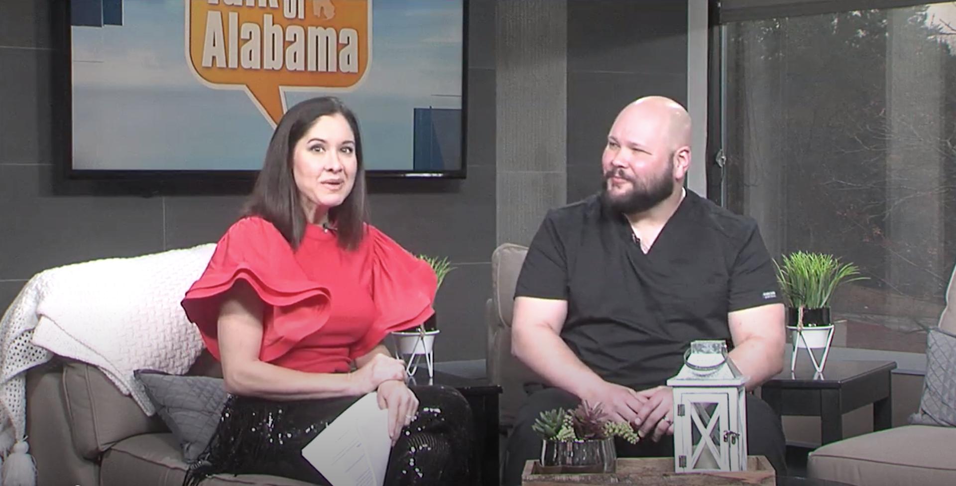 HealthStar Birmingham's Dr. Matt Smith Featured on the Talk of Alabama